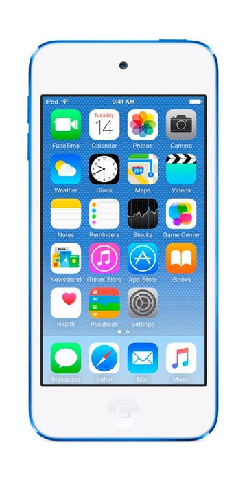 iPod touch 6G 32GB - Blu Mediaplayer Apple 773561500000 Colore Azzurro N. figura 1