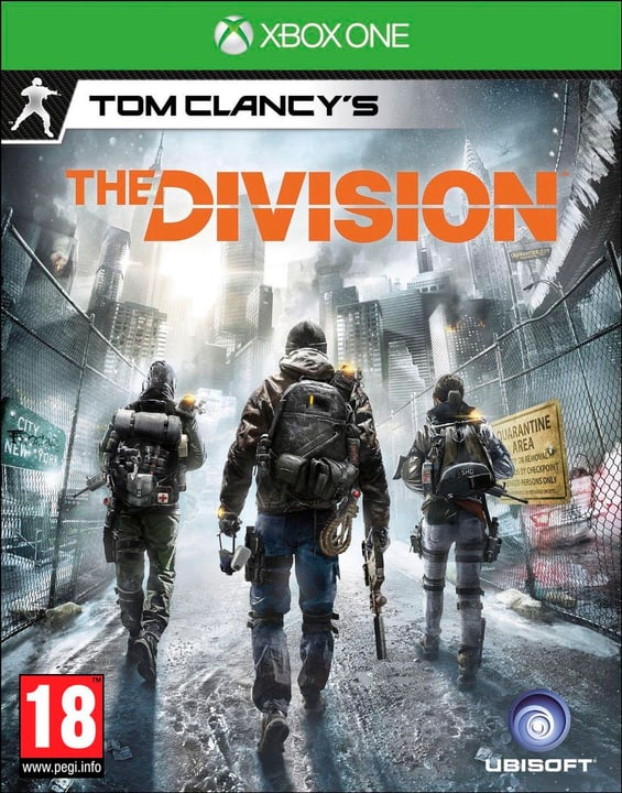 Xbox One - Tom Clancy's The Division Box 785300120277 Bild Nr. 1