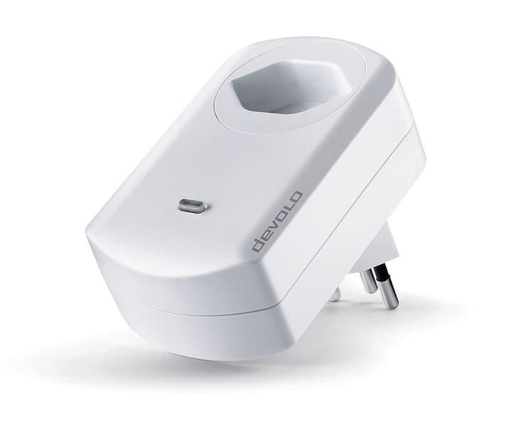 Home Control Schalt- und Messsteckdose CH-Stecker devolo 798206400000 Bild Nr. 1