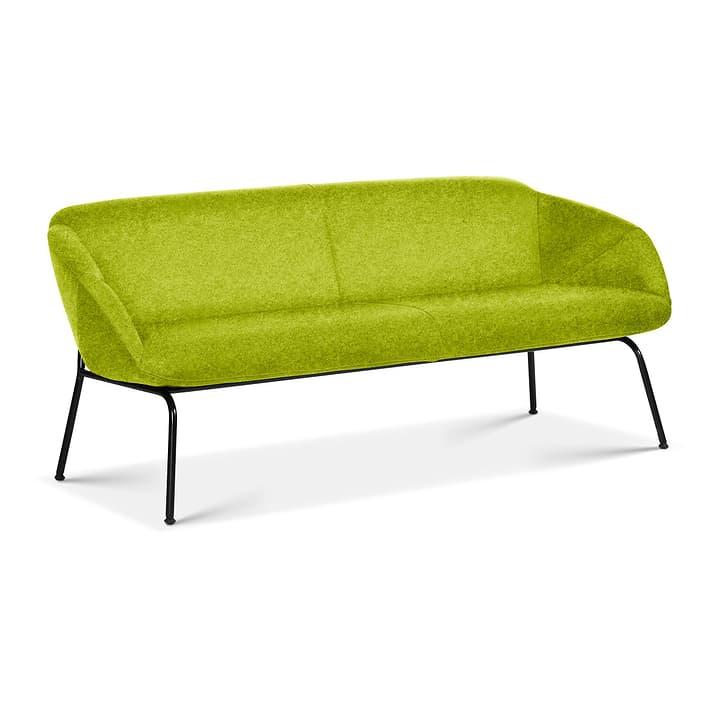 FOILD Divano da 2 posti Edition Interio 360441320360 Dimensioni L: 191.0 cm x P: 69.0 cm x A: 76.0 cm Colore Verde N. figura 1