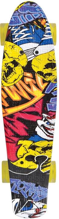 Schildkröt Retro Skateboard Party Blink 743362300000 Bild Nr. 1