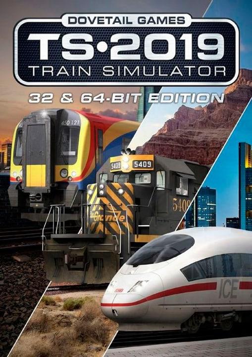 PC - Train Simulator TS 2019  D Box 785300140281 N. figura 1