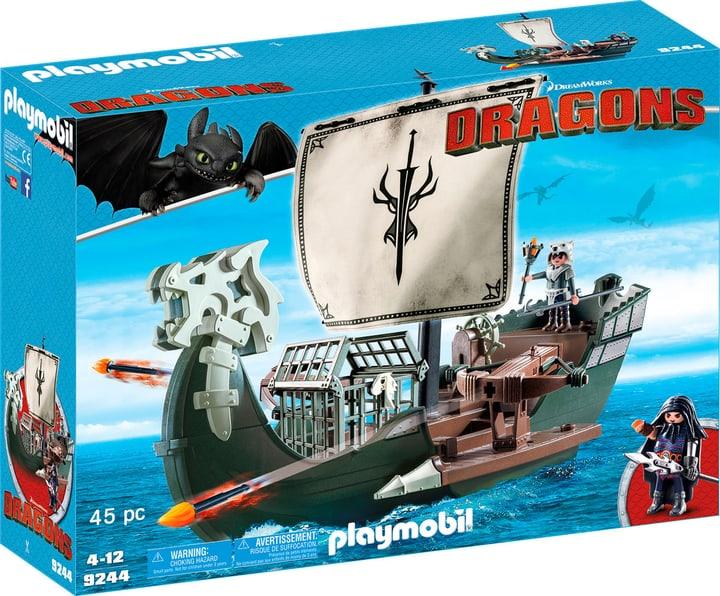 Playmobil Dragons Drago et vaisseau d'attaque 9244 746086200000 Photo no. 1