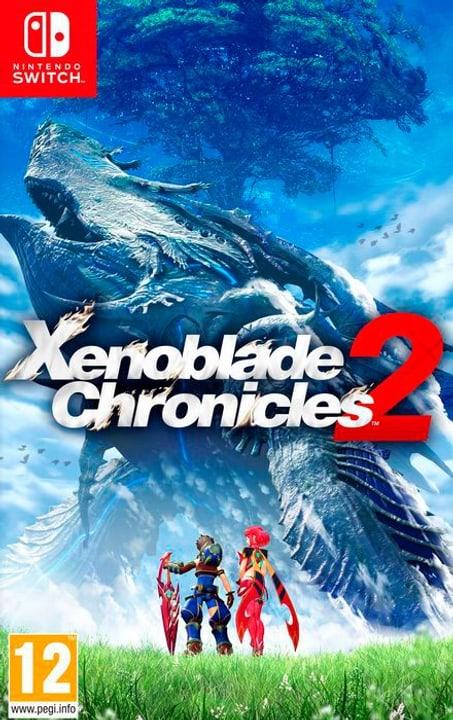 NSW - Xenoblade Chronicles 2 I Box 785300130162 Bild Nr. 1