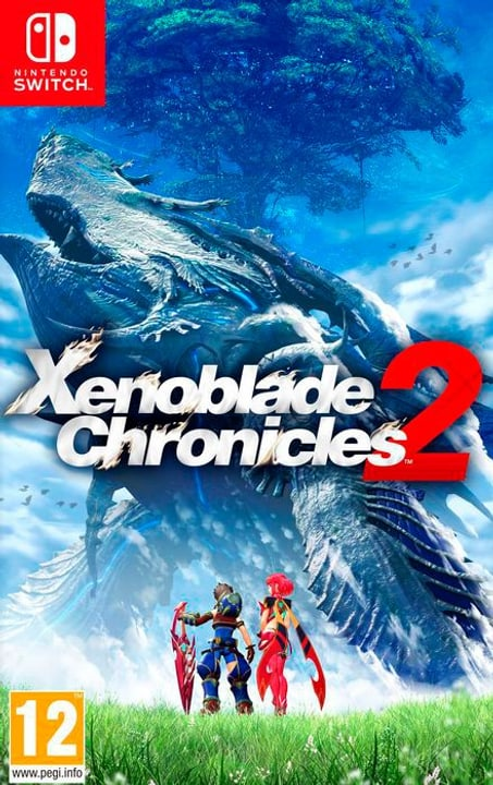 NSW - Xenoblade Chronicles 2 I Box 785300130162 N. figura 1