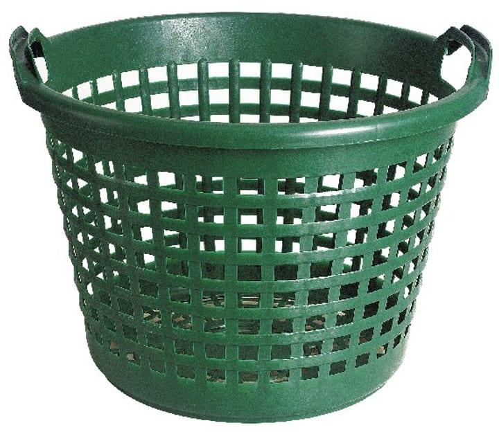 D+G Korb rund 630702700000 Grösse Liter: 31.0 l, L: 40.0 cm x B: 40.0 cm x T: 30.5 cm x H:  Farbe Grün Bild Nr. 1