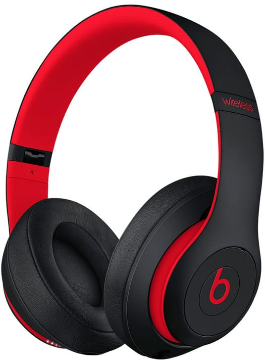 Studio3, Defiant Black-Red Over-Ear Kopfhörer Beats By Dr. Dre 785300136816 Bild Nr. 1
