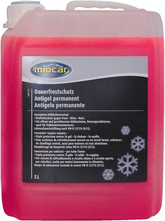 Dauerfrostschutz Konzentrat 5 L Fahrzeugflüssigkeit Miocar 620175200000 Bild Nr. 1