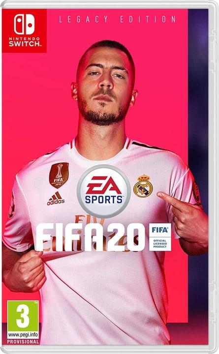 Switch - FIFA 20 Box 785300145737 N. figura 1