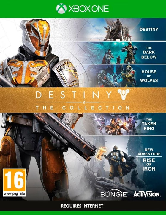 Xbox One - Destiny: The Collection 785300121368 Photo no. 1