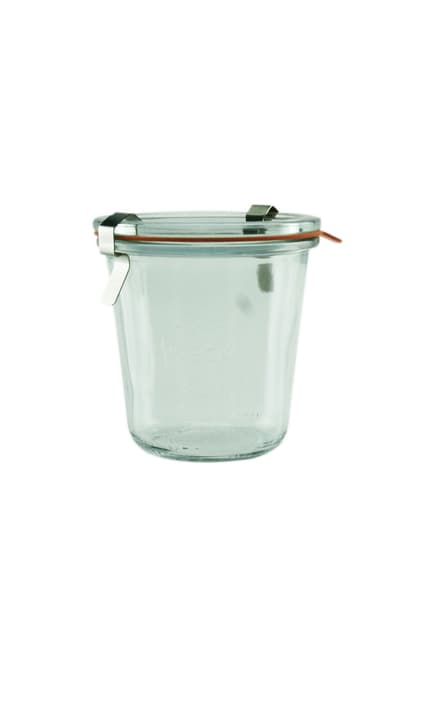 Bocal en verre 290 ml 656140400003 Couleur Transparent Taille ø: 10.0 cm x H: 15.0 cm Photo no. 1