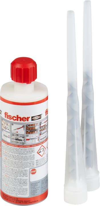 Cartuccia inniezione FIS VS 150 ml fischer 605430900000 N. figura 1