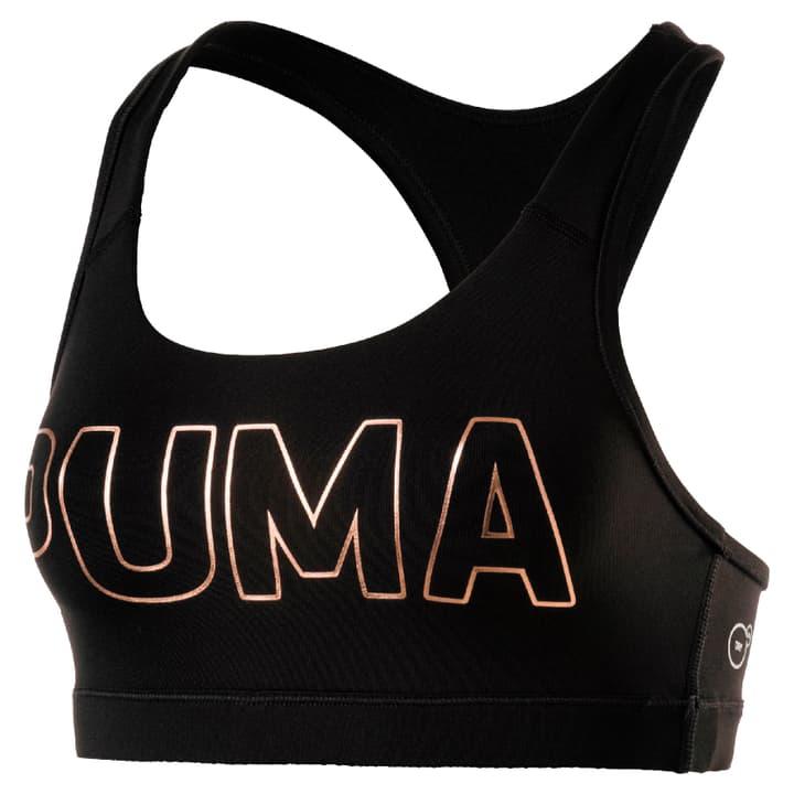 BRA FEMME_XS,noir Soutien-gorge de sport Puma 462020000220 Couleur noir Taille XS Photo no. 1