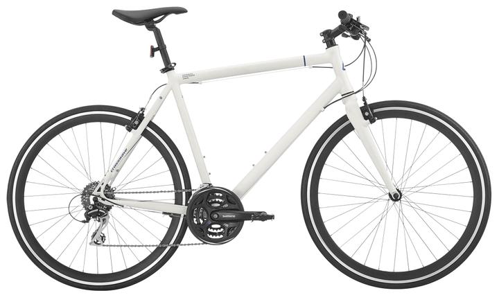 "Streetracer 28"" Citybike Crosswave 464802505610 Farbe Weiss Rahmengrösse 56 Bild-Nr. 1"