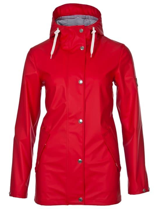 Vally Veste de pluie pour femme Rukka 498428004830 Couleur rouge Taille 48 Photo no. 1