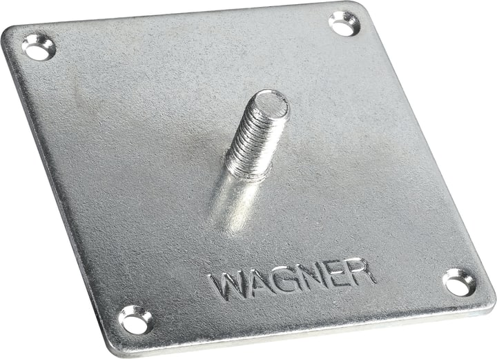 Platine à visser Wagner System 605865900000 Photo no. 1