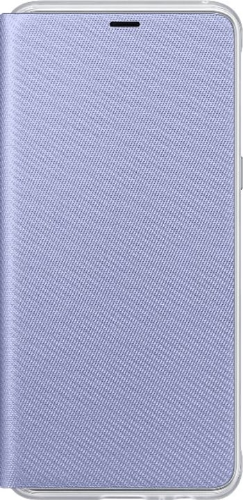 Neon Flip Cover A8 2018 violet Flip Cover Samsung 785300132012 N. figura 1