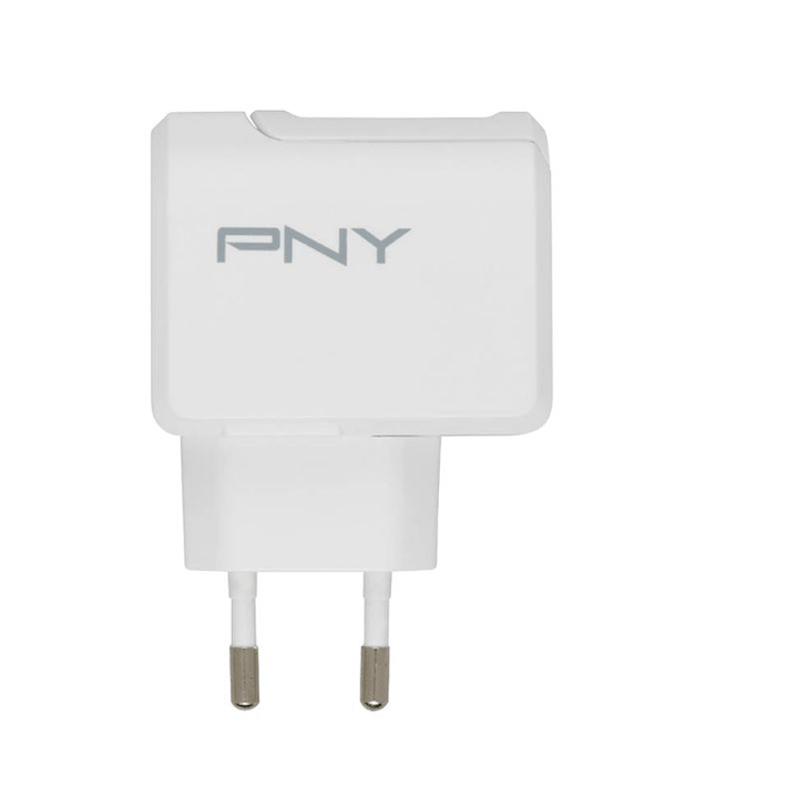 Fast Charger 2.4A EU USB Caricabatterie PNY Technologies 798200800000