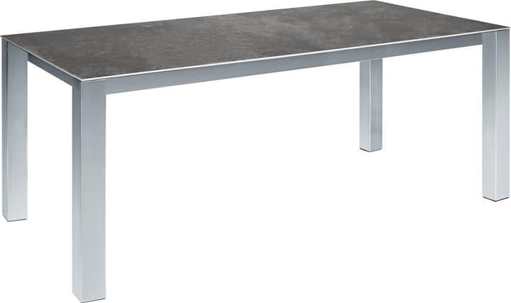 KANO ceramica Tavolo 753185200072 Taglio L: 180.0 cm x L: 85.0 cm x A: 74.0 cm Colore Wild Grey N. figura 1