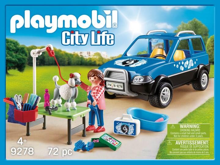 Playmobil 9278 Unità mobile di cura dei cani 746092900000 N. figura 1