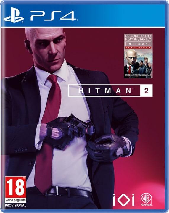 PS4 - Hitman 2 (D/F) Box 785300136913 Photo no. 1