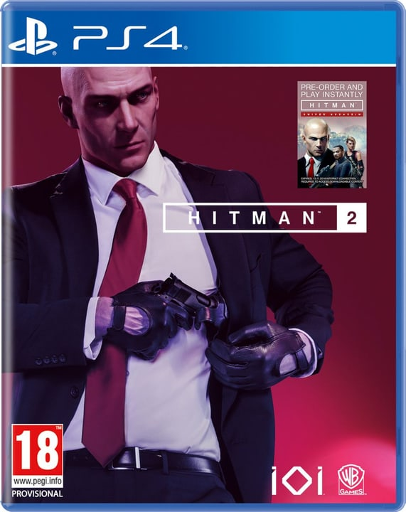PS4 - Hitman 2 (D/F) Box 785300136913 Bild Nr. 1