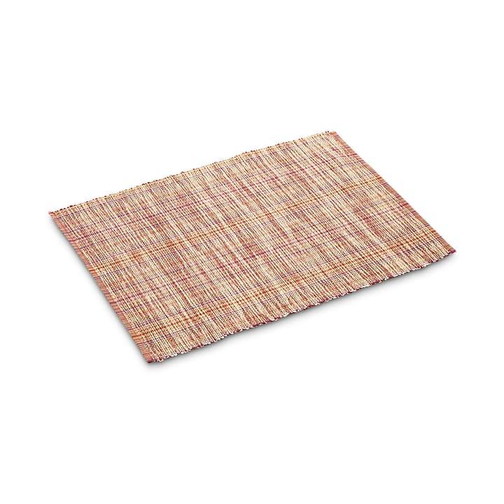 EZRA Set de table 378062000000 Couleur Bordeaux Dimensions L: 48.0 cm x P: 33.0 cm Photo no. 1
