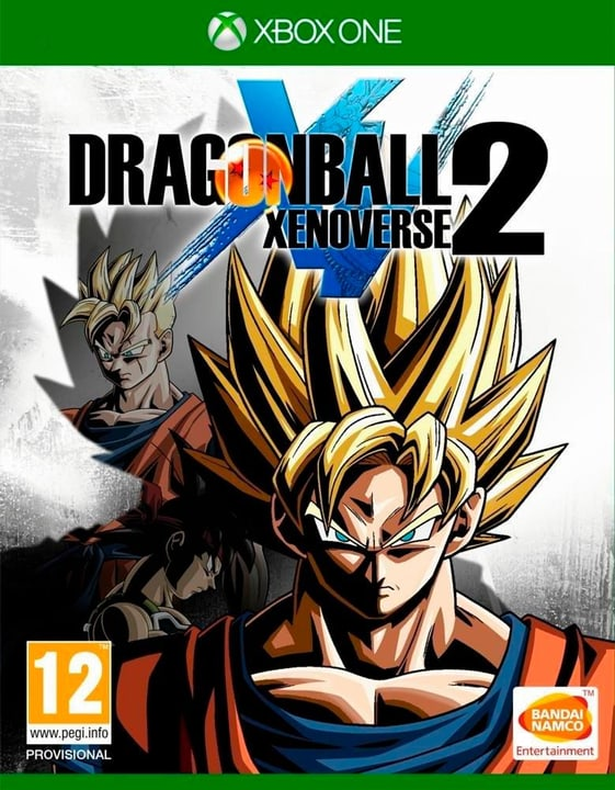 Xbox One - Dragon Ball Xenoverse 2 785300121360 N. figura 1
