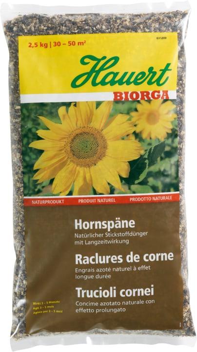 Biorga Hornspäne, 2.5 kg Hauert 658202100000 Bild Nr. 1