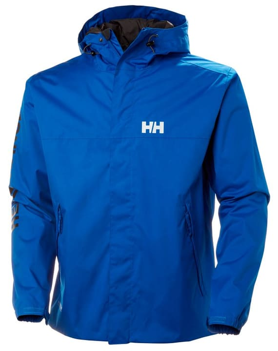 Ervik Veste de pluie pour homme Helly Hansen 498427000346 Couleur royal Taille S Photo no. 1