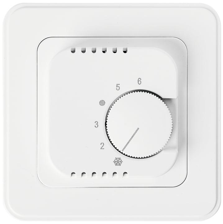 Thermostat à encastrer conventionelles Termostato incastro convenzinali con bottone girare Mica for you 612245800000 N. figura 1