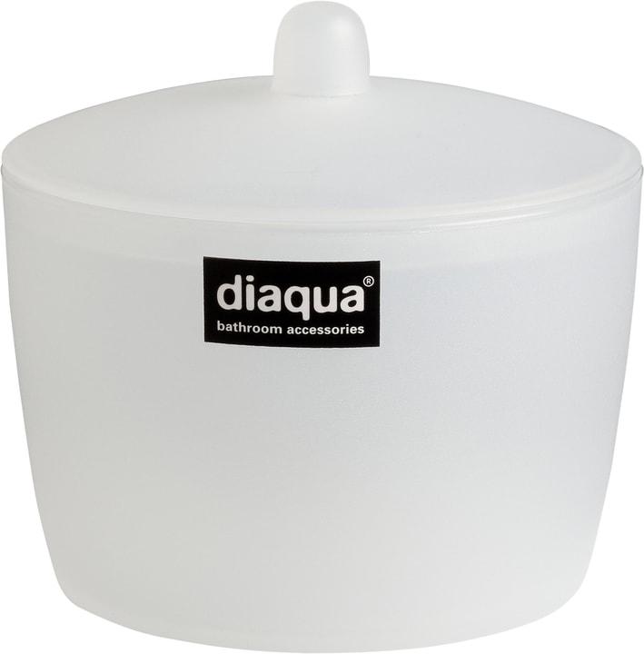 Scatola cosmetica diaqua 675361700000 Colore Bianco Taglio Ø 9.5 X 8.9 CM N. figura 1
