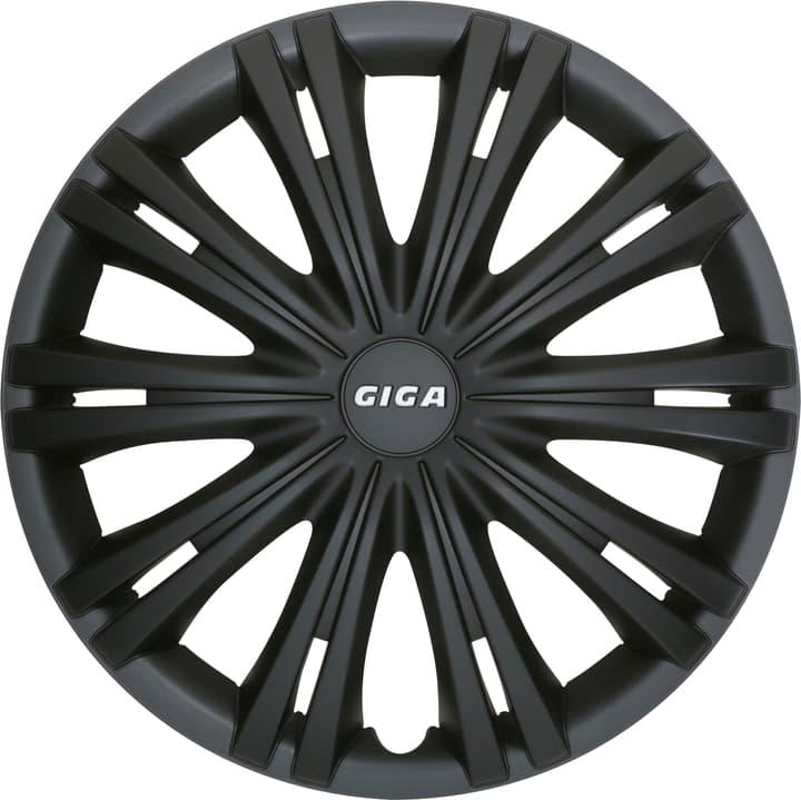 """Giga Black 14"""" Radkappe Miocar 620638500000 Grösse 14.0 zoll Bild Nr. 1"""
