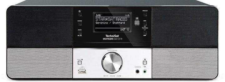 DigitRadio 360 CD IR - Noir Micro HiFi System Technisat 785300139548 Photo no. 1