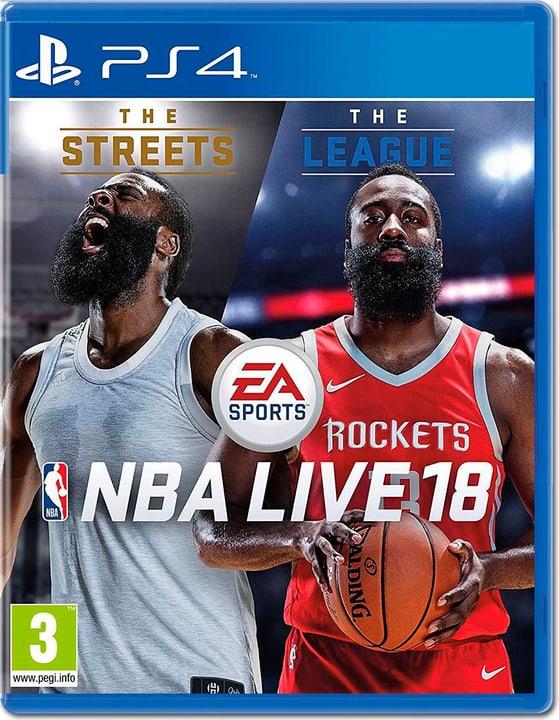 PS4 - NBA Live 18: The One Edition Fisico (Box) 785300129727 N. figura 1