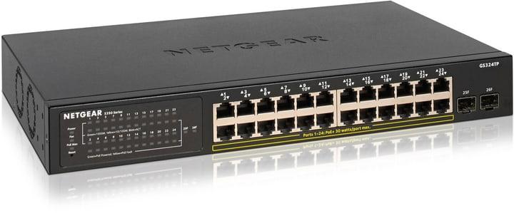 GS324TP-100EUS 24-Port LAN Switch PoE+ Ethernet Netgear 785300142801 Photo no. 1