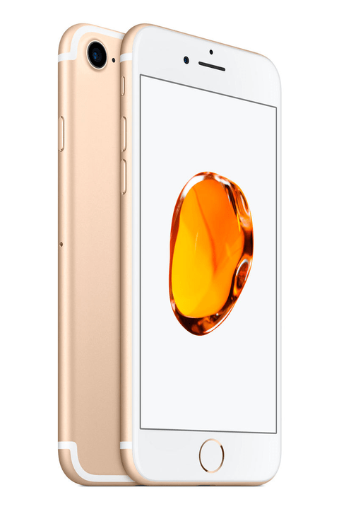 iPhone 7 256GB Gold Smartphone Apple 794612700000 Photo no. 1