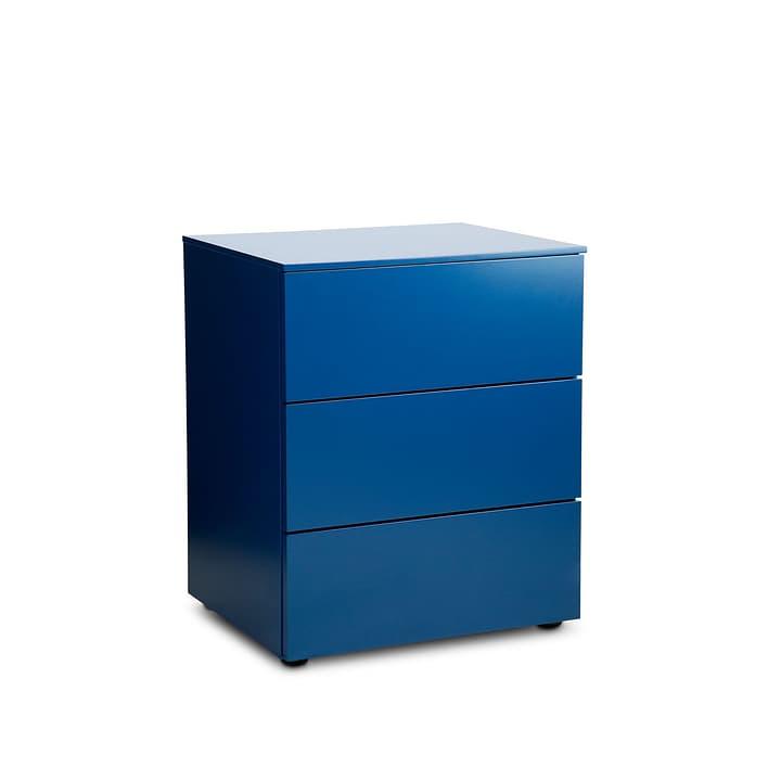 BOXSPRING Table de nuit 364089162203 Dimensions L: 50.0 cm x P: 41.0 cm x H: 60.0 cm Couleur Bleu outremer Photo no. 1