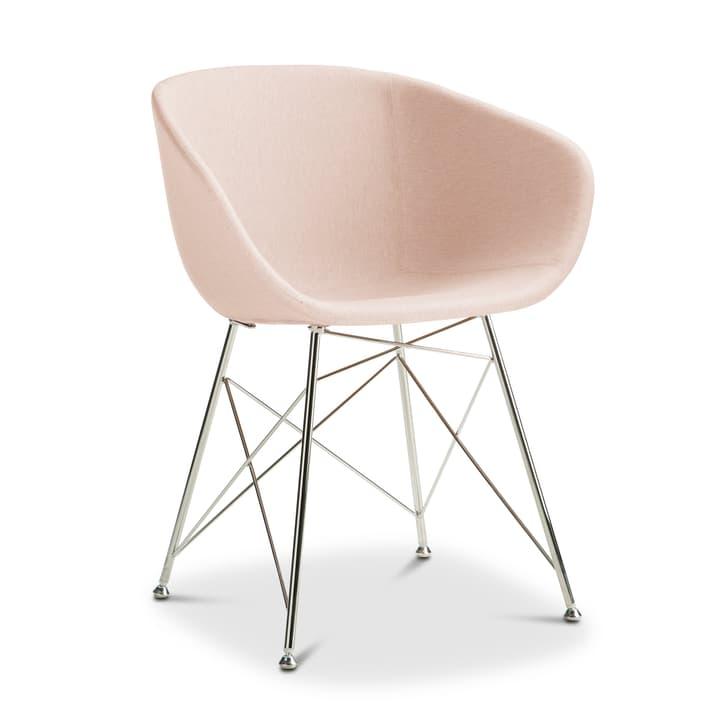 SEDIA Chaise avec accoudoirs 366169200000 Couleur Beige Dimensions L: 45.0 cm x P: 58.0 cm x H: 81.0 cm Photo no. 1