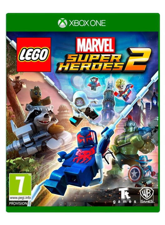 Xbox One - LEGO Marvel Super Heroes 2 Physique (Box) 785300128181 Photo no. 1