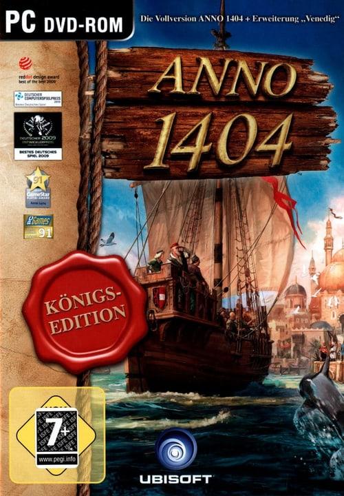 PC - Pyramide: Anno 1404 - Königsedition Box 785300121616 Bild Nr. 1