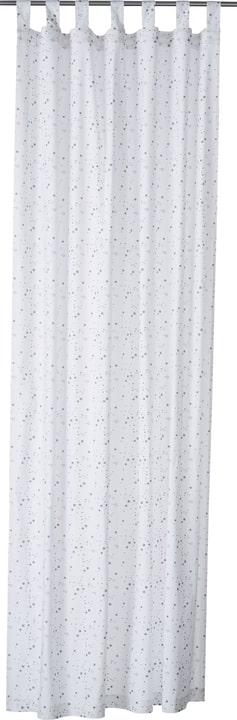 AURA Rideau prêt à poser nuit 430272321310 Couleur Blanc Dimensions L: 145.0 cm x H: 260.0 cm Photo no. 1