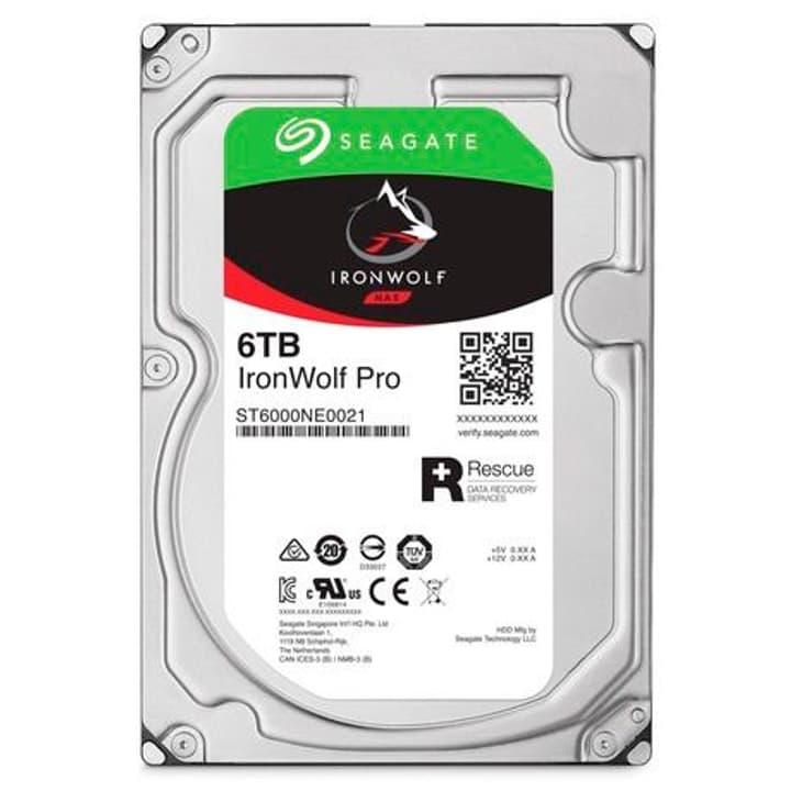 "IronWolf PRO 6TB disco rigido interno SATA 3.5"" HDD NAS Seagate 785300124636 N. figura 1"