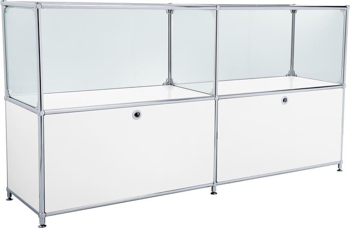 FLEXCUBE Sideboard 401814120210 Grösse B: 152.0 cm x T: 40.0 cm x H: 80.5 cm Farbe Weiss Bild Nr. 1