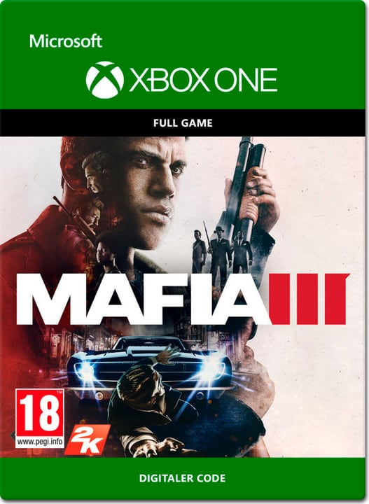 Xbox One - Mafia 3 Digital (ESD) 785300137341 N. figura 1