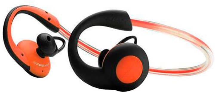HFBT SPVORA orange Casque In-Ear Boompods 785300147701 Photo no. 1
