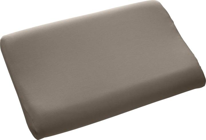 VITALE Taie oreiller à mémorie de forme 451172510569 Couleur Marron Dimensions L: 60.0 cm x P: 50.0 cm x H: 30.0 cm Photo no. 1