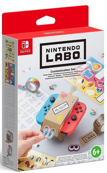 Switch - Nintendo Labo: Design-Paket (D/F/I) Fisico (Box) 785300132410 N. figura 1
