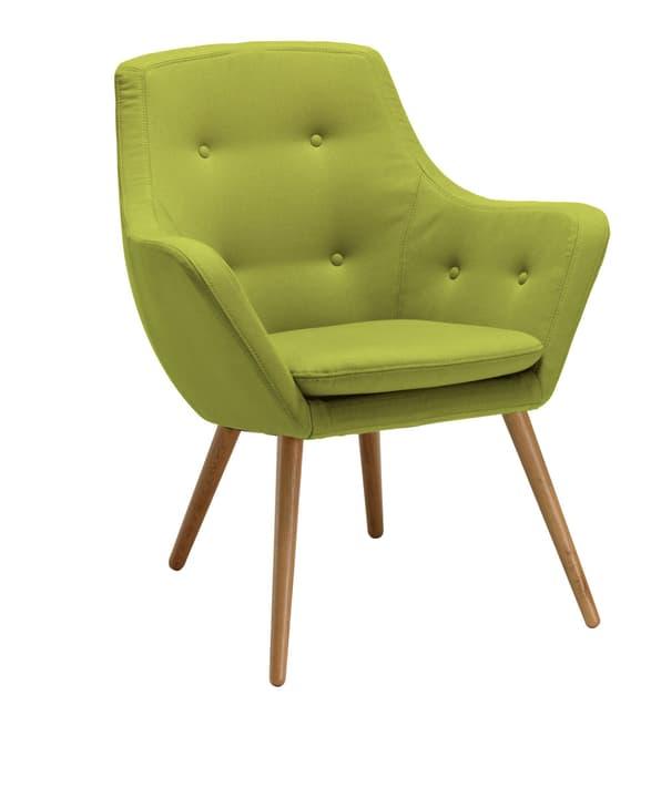 FLORIN Sessel 402441007061 Grösse B: 73.0 cm x T: 70.0 cm x H: 82.0 cm Farbe Hellgruen Bild Nr. 1