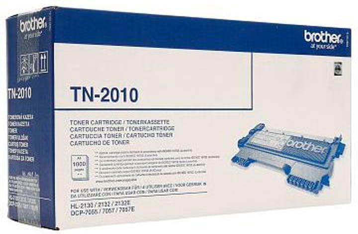 Toner TN-2010 Tonerkassette Brother 797530600000 Bild Nr. 1